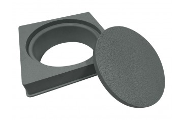 Kit Couvercle.Gris anth 170x170
