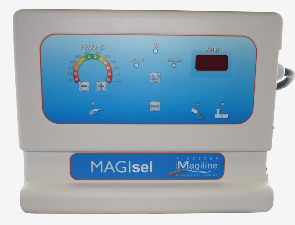 Boutique magiline traitement for Prix piscine magiline